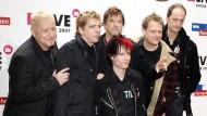 Trauer um verstorbenen Schlagzeuger Wölli