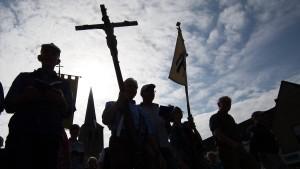 Bankrott des Christentums