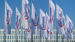 Infineon holt sich 1,5 Milliarden Euro für den Kauf eines Konkurrenten