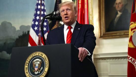 Trump bestätigt Tod Al-Bagdadis bei Militäreinsatz