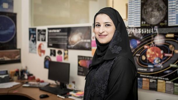 Erstaunliche Frauenquote in den Arabischen Emiraten
