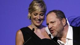 Weinstein steht vor Anklage