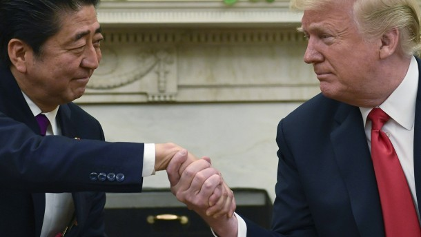 Trump wettert gegen EU und Kanada