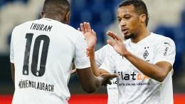 Gladbach verliert nach Zwei-Tore-Führung