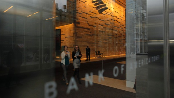 Neue Milliardenklage gegen Bank of America