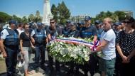 Zwei weitere Festnahmen in Nizza