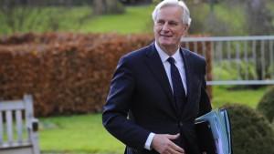 Barnier will Präsident der EU-Kommission werden