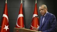 Erdogan von Kritik der Wahlbeobachter unbeeindruckt