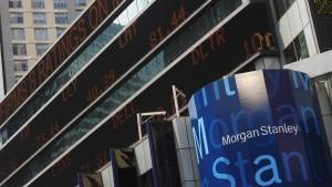 Großbanken machen ihr Testament
