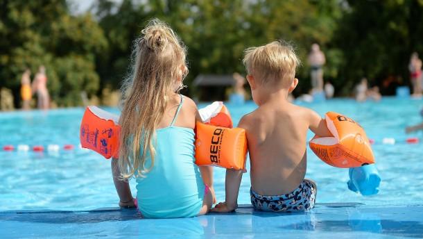 Gratis-Badespaß für Kinder und Jugendliche