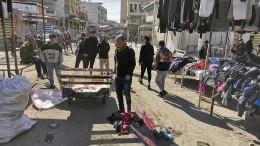 Zahlreiche Tote und Verletzte bei Doppelanschlag in Bagdad