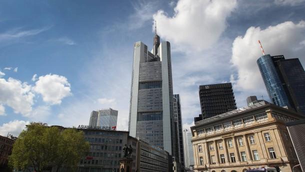 Die Verwässerung der Commerzbank