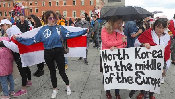 Belarus schränkt Ausreisemöglichkeiten für Bürger weiter ein