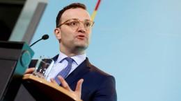 """""""Deutschland steht am Beginn einer Coronavirus-Epidemie"""""""