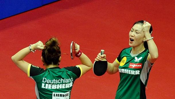 Deutscher Siegeszug bei EM