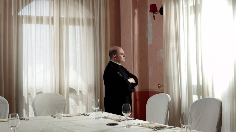Der Mafia getrotzt: Der Koch Filippo Cogliandro ließ sich von Erpressungsversuchen nicht einschüchtern - auch weil er das Bild Kalabriens verändern will.