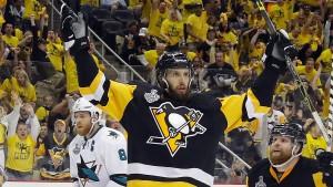 Kühnhackl gewinnt mit Pittsburgh erstes NHL-Finalspiel