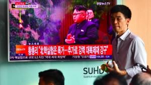 UN-Sicherheitsrat kündigt neue Sanktionen gegen Nordkorea an