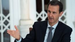 Assad gibt Kramp-Karrenbauers Syrien-Plan keine Chance – und droht