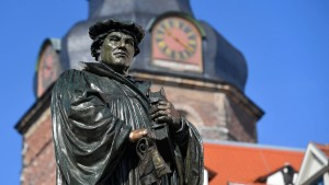 Luther sei Dank