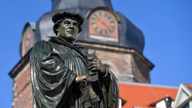 Luther sei Dank