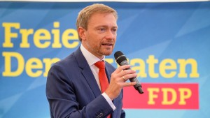 """Lindner: FDP wird sich der Union nicht """"unterwerfen"""""""