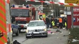 Prozess um Auto-Attacke von Volkmarsen beginnt