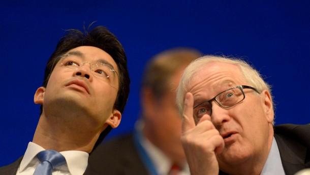 """Zeitung: """"Schaumburger Kreis"""" fuer Bruederle als FDP-Vorsitzenden"""