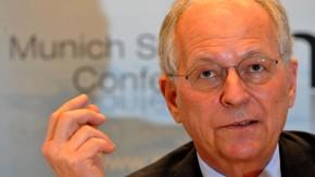 Wolfgang Ischinger, Chef der Münchner Sicherheitskonferenz