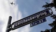 """Trotz Belastung durch Flugzeuge: """"Für eine Großstadt ist die Belastung vergleichsweise gering"""", heißt es beim Land mit Blick auf die Luftqualität"""