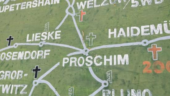 Kohle verschlingt ein Dorf in Brandenburg