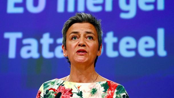 Darum verbietet die EU-Kommission die Thyssen-Tata-Fusion