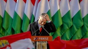 EVP entscheidet über Zukunft der Fidesz-Partei