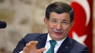 """Türkischer Ministerpräsident Davutoglu: """"Wir möchten Mitglied der europäischen Familie sein"""""""