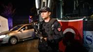Türkische Polizei durchsucht Redaktionen