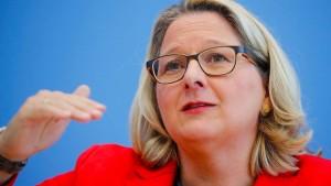 Schulze warnt Länder vor Verzögerung des Klimapakets