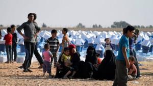 Deutschland stockt Hilfen für Syrien deutlich auf