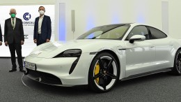 Porsche baut die Super-Zelle