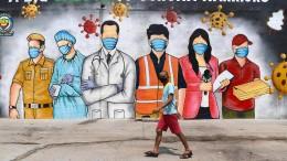Trotz Anstieg der Infektionen will Indien Corona-Restriktionen lockern