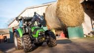 Ungewisse Zukunft für Familienbetriebe: Bauernhof in Norddeutschland