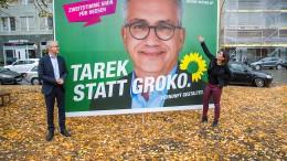 Die Grünen in Hessen haben Rückenwind