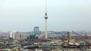 Fliegerbombe am Alexanderplatz in Berlin gefunden