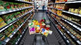 Die Inflationsrate in Deutschland wird negativ