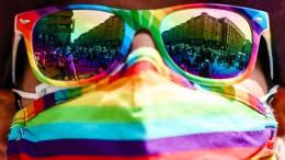 Zehntausende feiern in Berlin