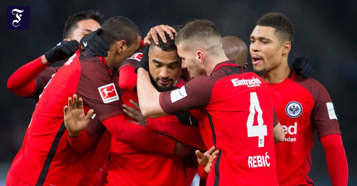 Eintracht Frankfurt Meister