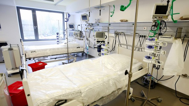 RKI entwickelt Echtzeit-Überblick für Intensivbetten
