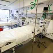 Das RKI will einen besseren Überblick über die Zahl und Auslastung der Intensivbetten in Deutschland erhalten.