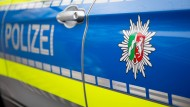 Polizeiauto in Nordrhein-Westfalen