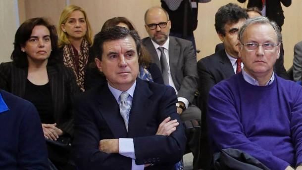 Verhandlung gegen Mitglieder der spanischen Königsfamilie vertagt