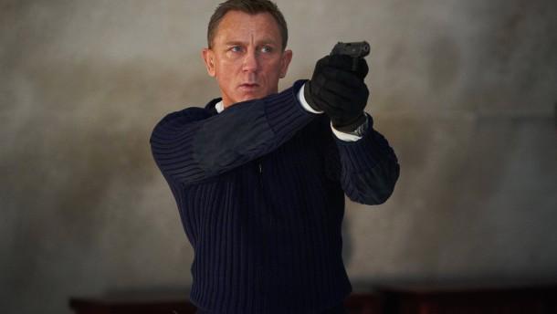 Kinostart von neuem James-Bond-Film schon wieder verschoben
